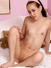 Sweet Amai Liu Exposing Herself - 4/12/2010